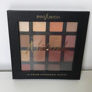 PROFUSIONS  Natural 16 Color Eye Palette N…